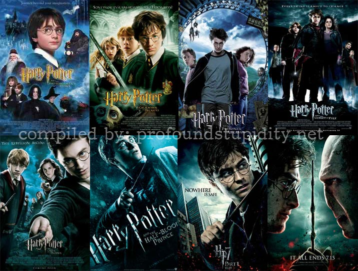harry potter part 2 name