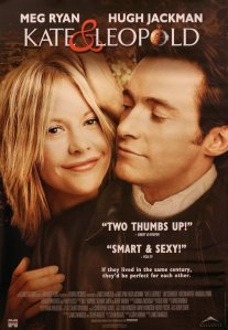 kate and leopold poster