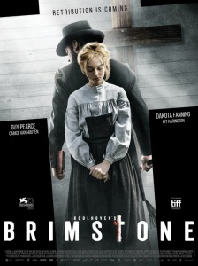 """Brimstone"" Review"