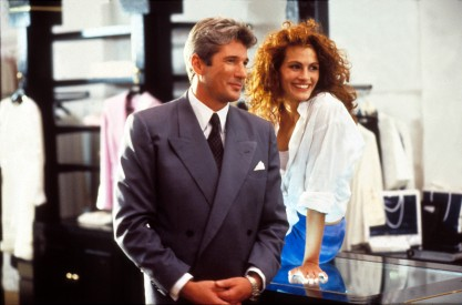 PRETTY WOMAN (1990) RICHARD GERE, JULIA ROBERTS PRW 081