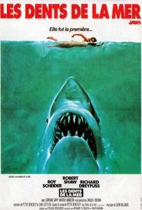 LES DENTS DE LA MER - French Poster by Roger Kastel 2