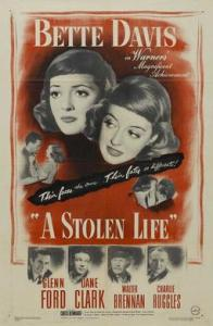 A_Stolen_life_Theatrical_release_poster