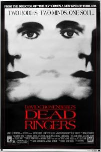 dead ringers poster