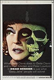 the dead ringer poster