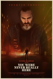 You Were Never Really Hear Poster
