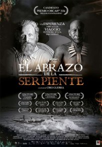 Embrace of the Serpeant Poster