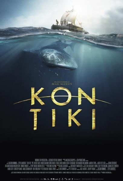 Kon Tiki Poster
