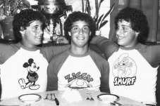 Picture Three Identical Strangers