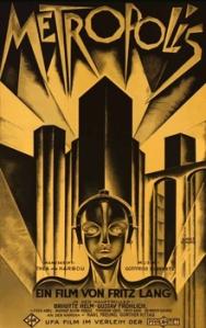 Metropolis Book Cover