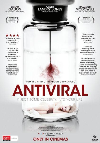 anti viral poster
