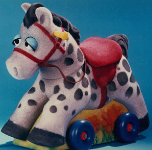 belmont the rocking horse