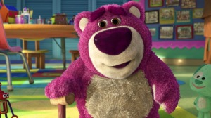 Lotso the bear