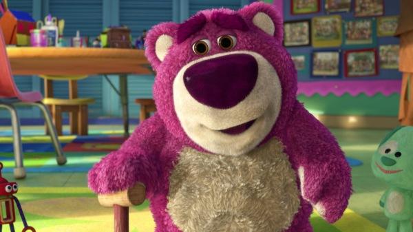 Lotso the bear
