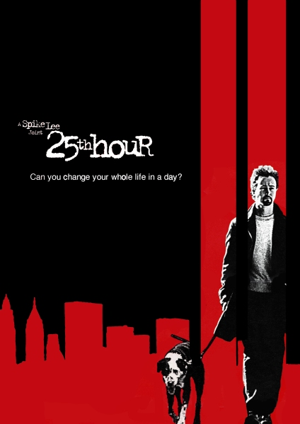25th Hour Film Poster
