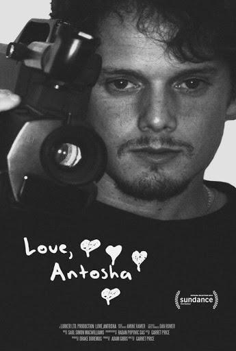 love antosha poster